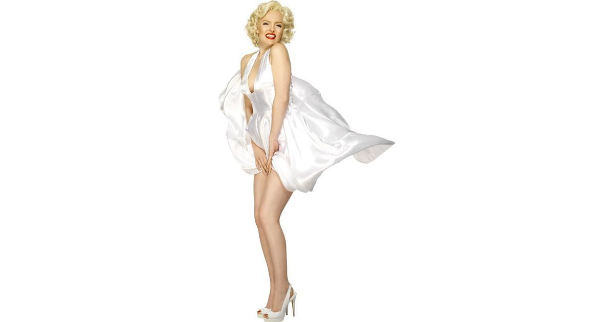 a9ef7d0a29e2 Smiffys Marilyn Monroe Maskeraddräkt - Hitta bästa pris, recensioner och  produktinfo - PriceRunner