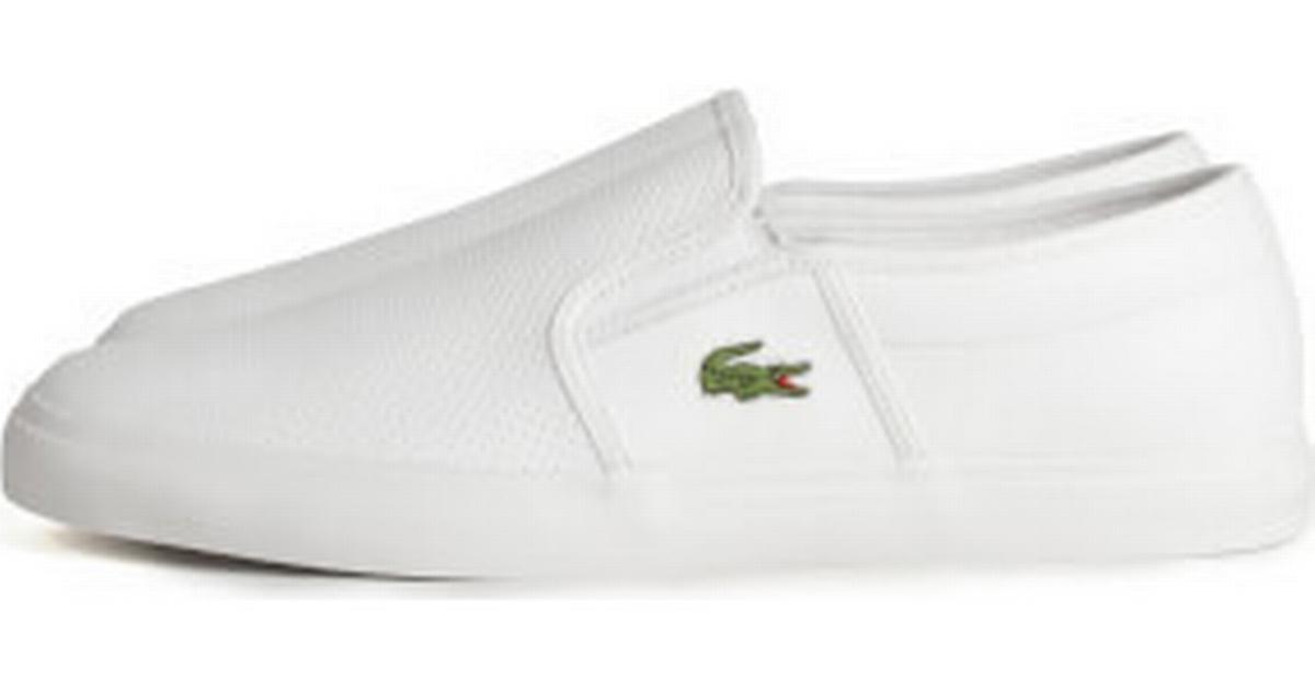 best sneakers 4a4cb 22075 Lacoste Gazon BL 1 Cam White - Hitta bästa pris, recensioner och produktinfo  - PriceRunner