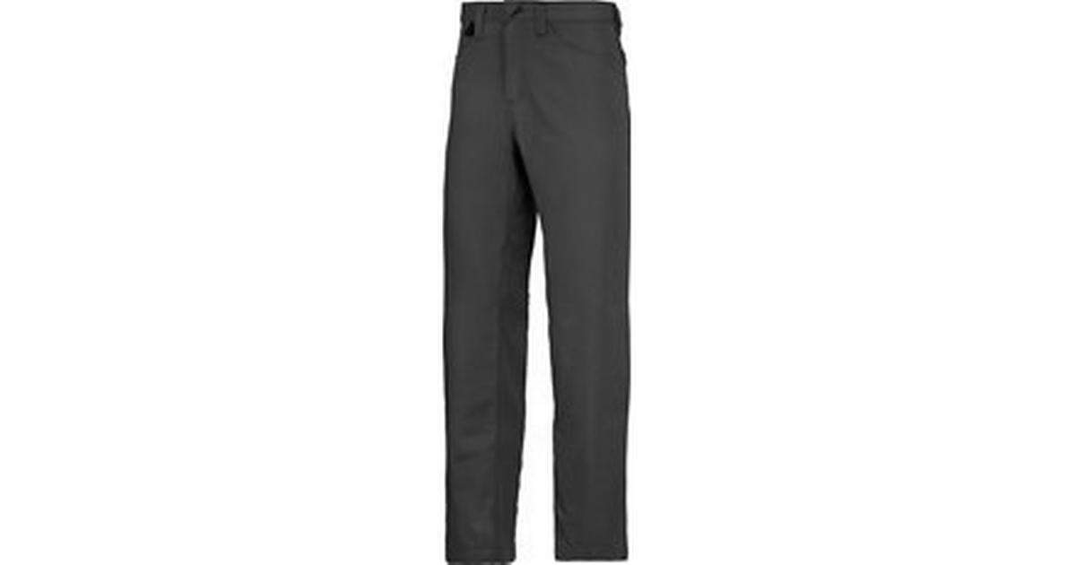 0fc5bab33a2 Snickers Workwear 6400 Service Chinos - Sammenlign priser hos PriceRunner