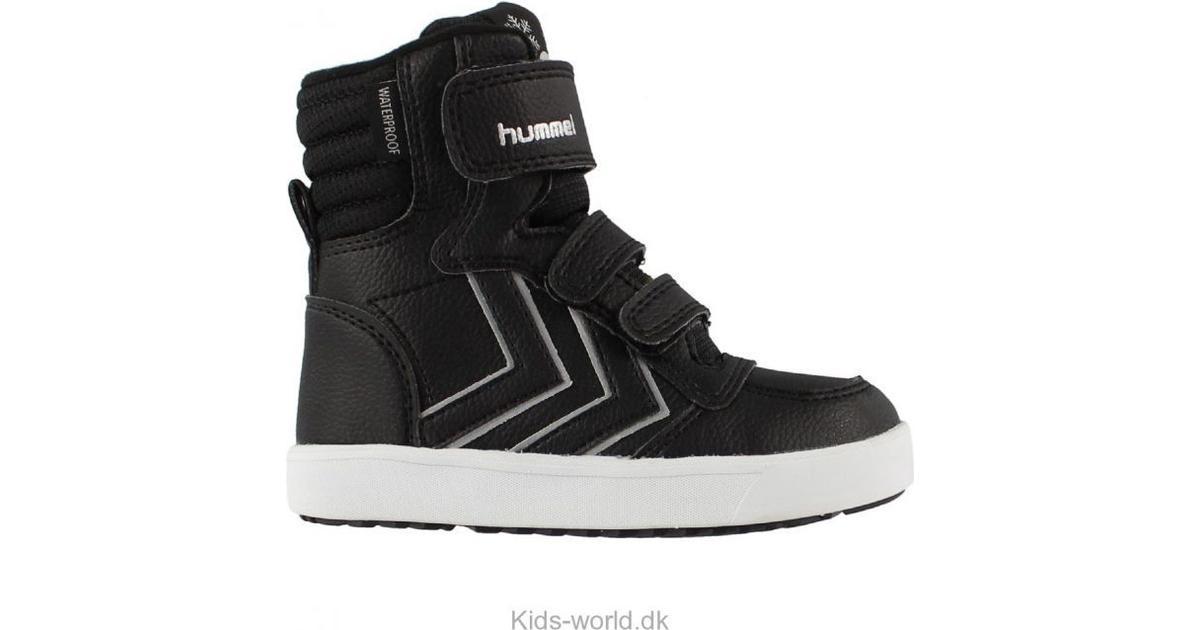 78f465429a6 Hummel Stadil Super Premium Boot Jr Black (165115-2001) - Sammenlign priser  hos PriceRunner