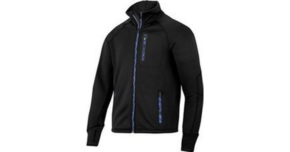 e6989d37 Snickers Workwear 8001 Flexiwork Fleecejakke - Sammenlign priser hos  PriceRunner