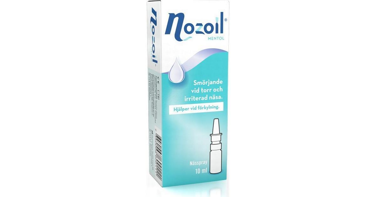 bästa nässprayen vid förkylning