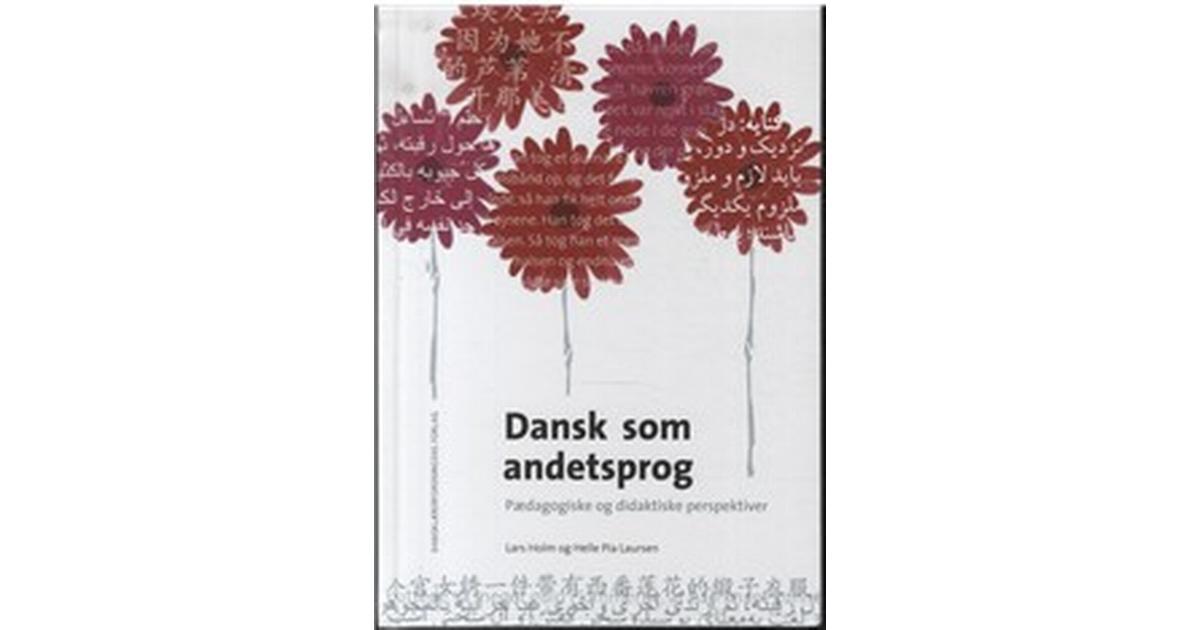dansk som andetsprog helle pia laursen