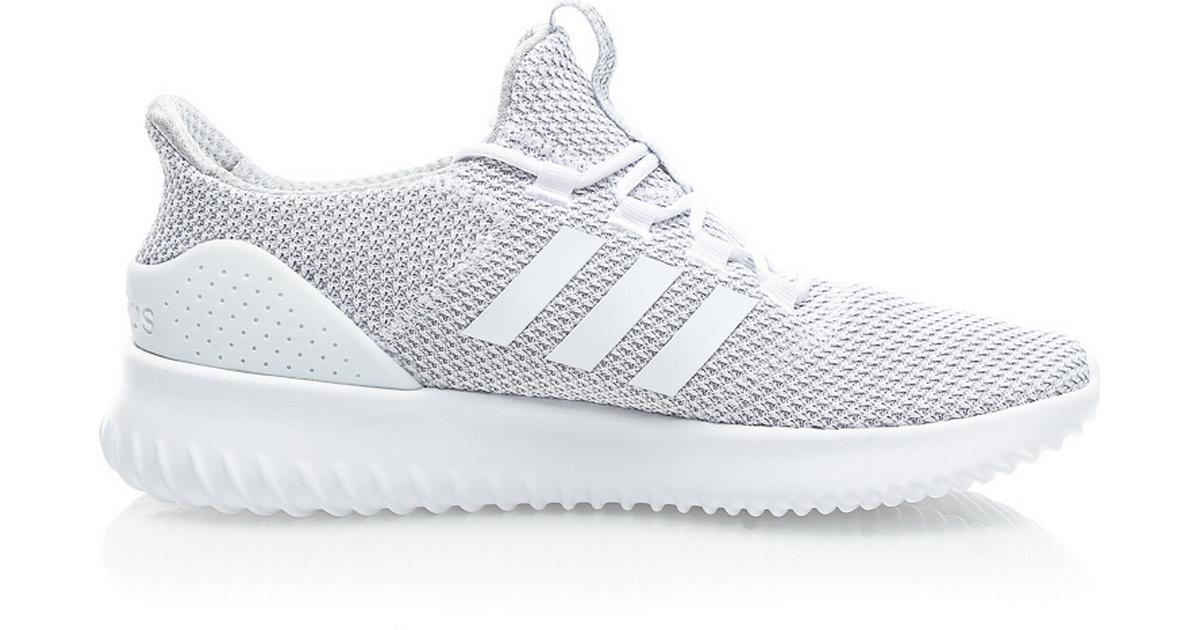 1e13080d0da Adidas Cloudfoam Ultimate - White/Grey - Hitta bästa pris, recensioner och  produktinfo - PriceRunner