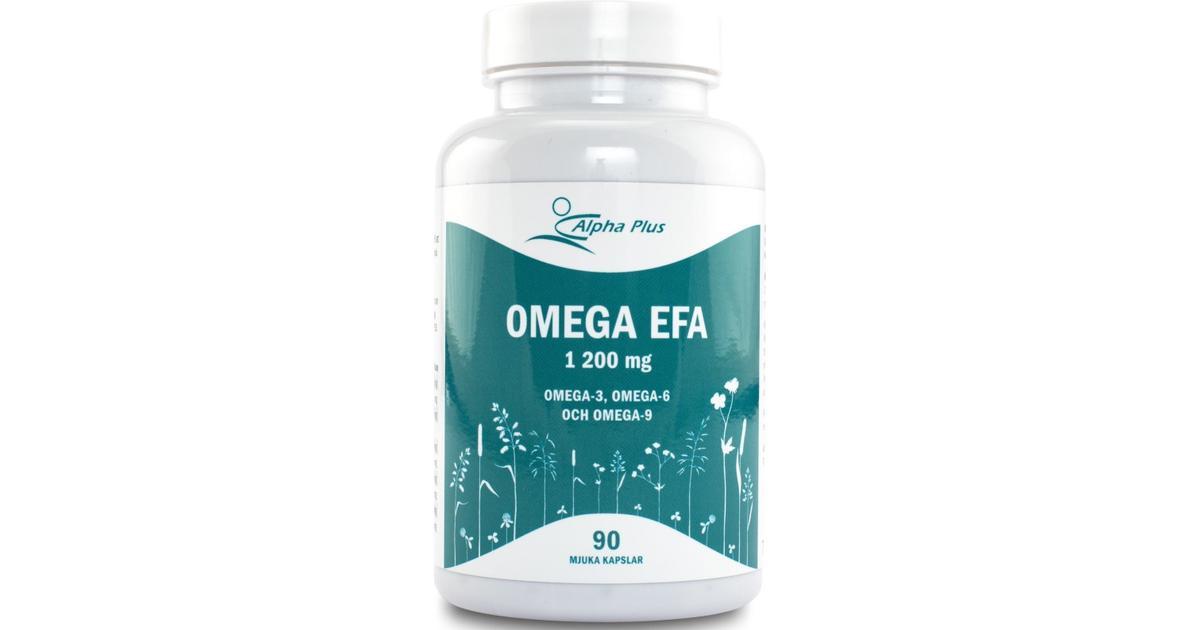 alpha plus omega 3