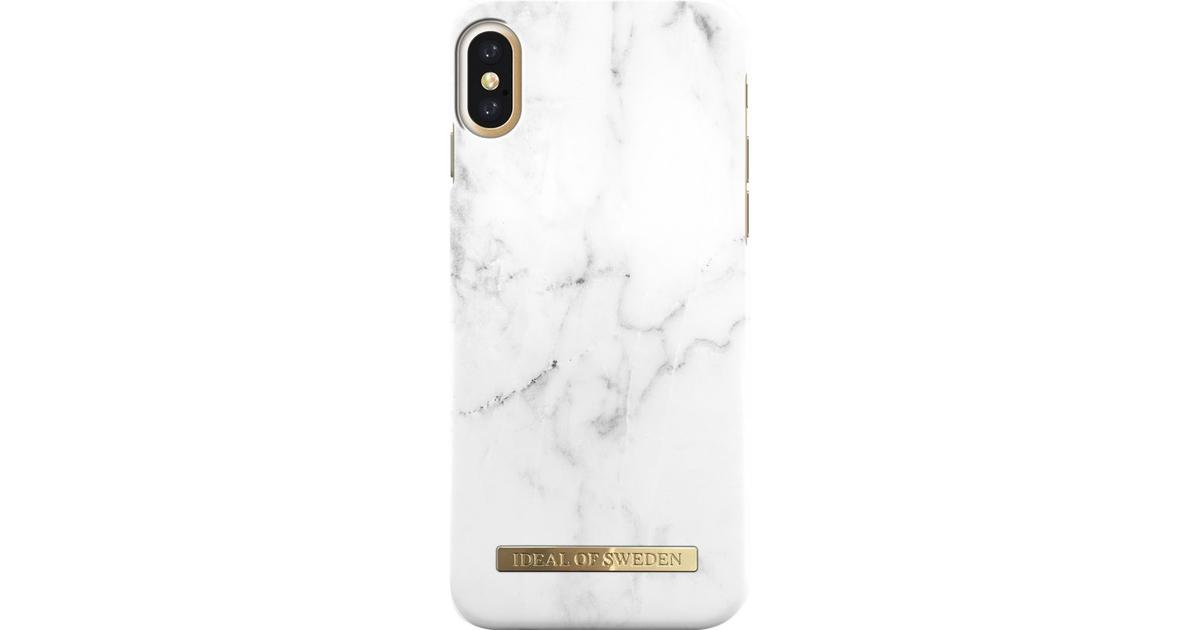 iDeal of Sweden Marble Fashion Case (iPhone X) - Hitta bästa pris ... 7a47e615a0ced