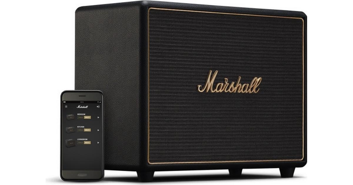 Marshall Woburn Multi-Room från 4680 kr - Hitta bästa pris och recensioner  - PriceRunner 01ba51a1e82cb