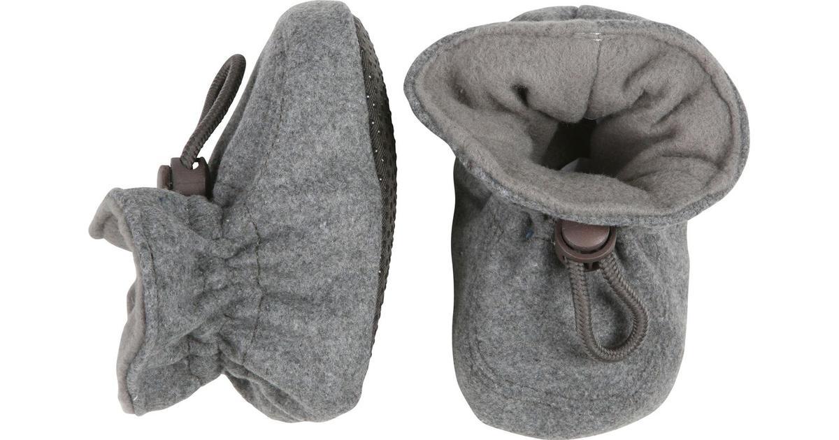 8f30349c526 Melton Wool Booties - Light Grey Melange (AM4B5G) - Sammenlign priser hos  PriceRunner