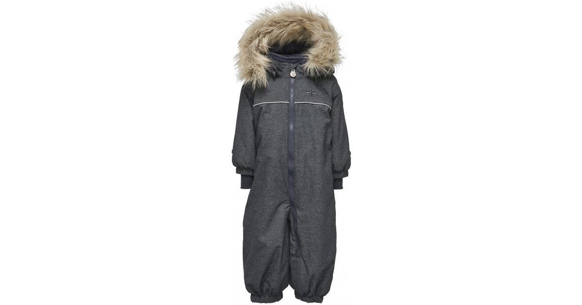 6a6375b7425 Hummel Play Snowsuit AW17 - Black (1851412001) - Sammenlign priser hos  PriceRunner