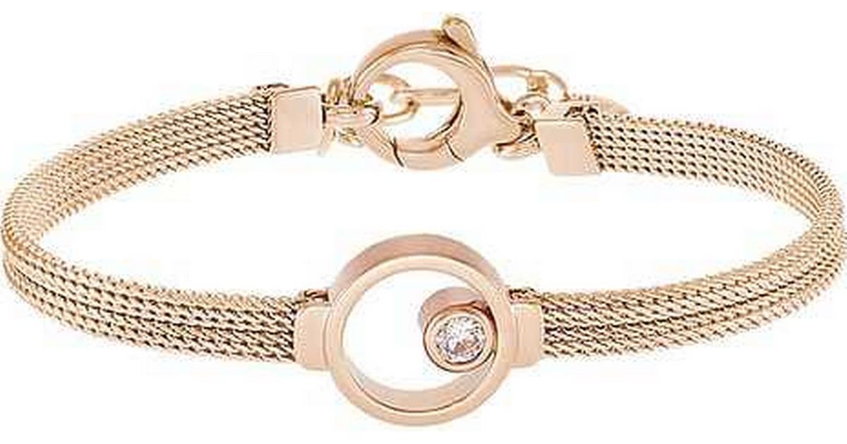 0730605a671 Skagen Elin Stainless Steel Bracelet Crystal (SKJ0851P) - Sammenlign priser  hos PriceRunner