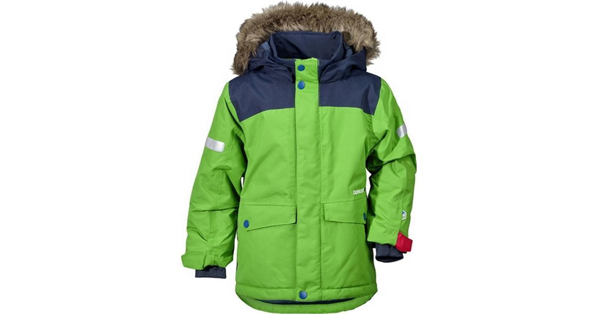 38d57198 Didriksons Storlien Kid's Jacket - Kryptonite Green (172501471364) - Sammenlign  priser hos PriceRunner