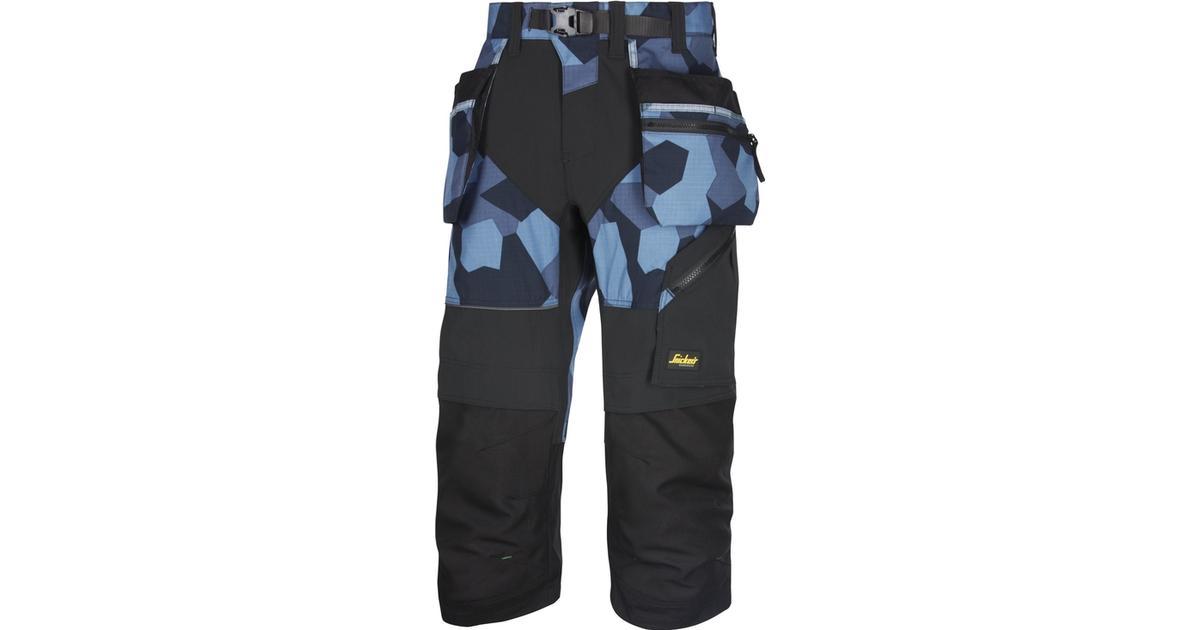 5a3951ff Snickers Workwear 6905 Flexiwork Ripstop Piratbuks - Sammenlign priser hos  PriceRunner