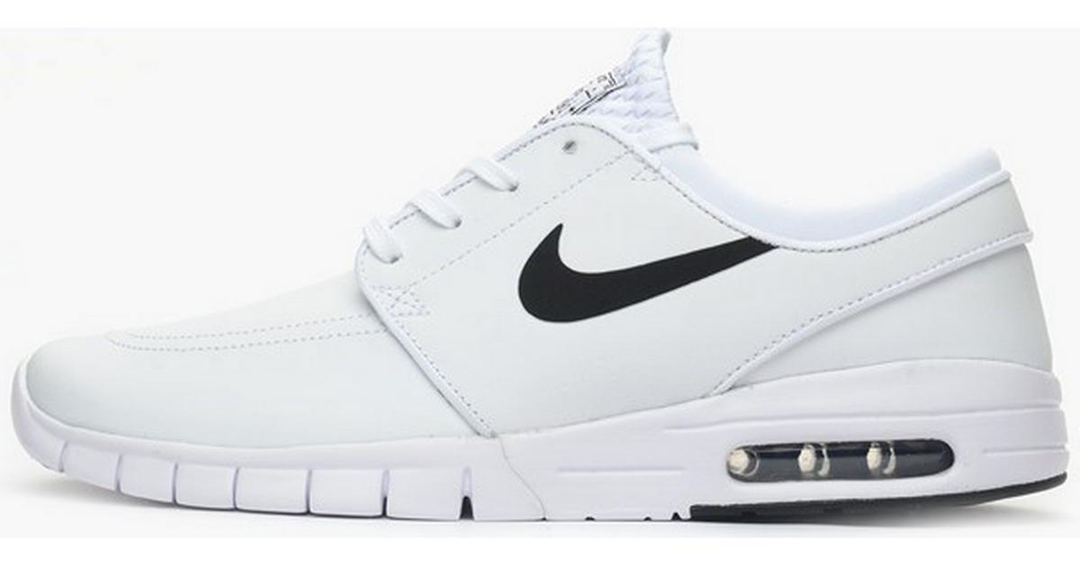 timeless design 94d7a e0432 Nike Stefan Janoski Max L (685299-100) - Hitta bästa pris, recensioner och  produktinfo - PriceRunner