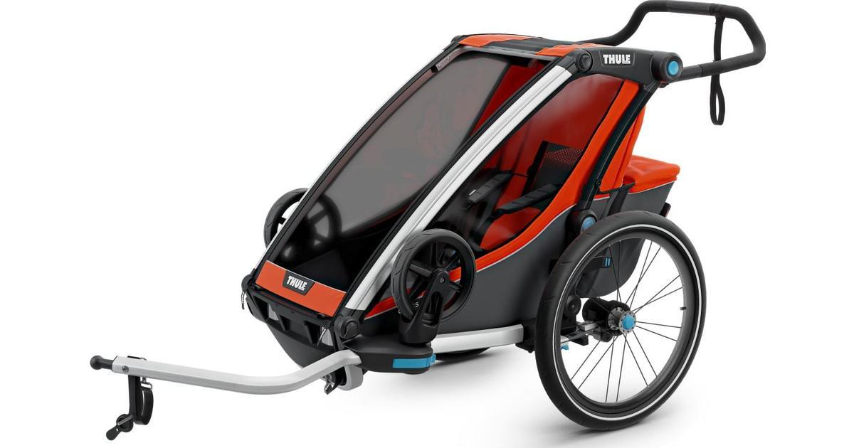 Thule Chariot Cross Joggingvagn - Hitta bästa pris och recensioner -  PriceRunner f10b365e73f8e