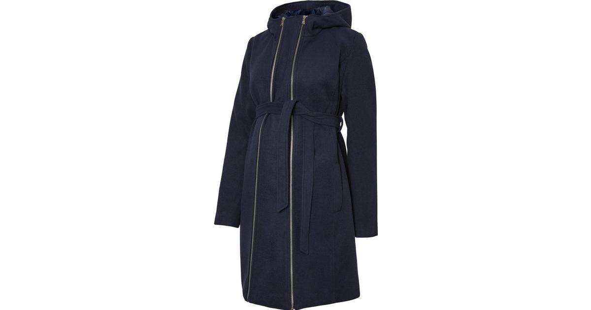 d1bc3b8a1 Mama.licious Classic Maternity Jacket Blue/Navy Blazer (20007522)