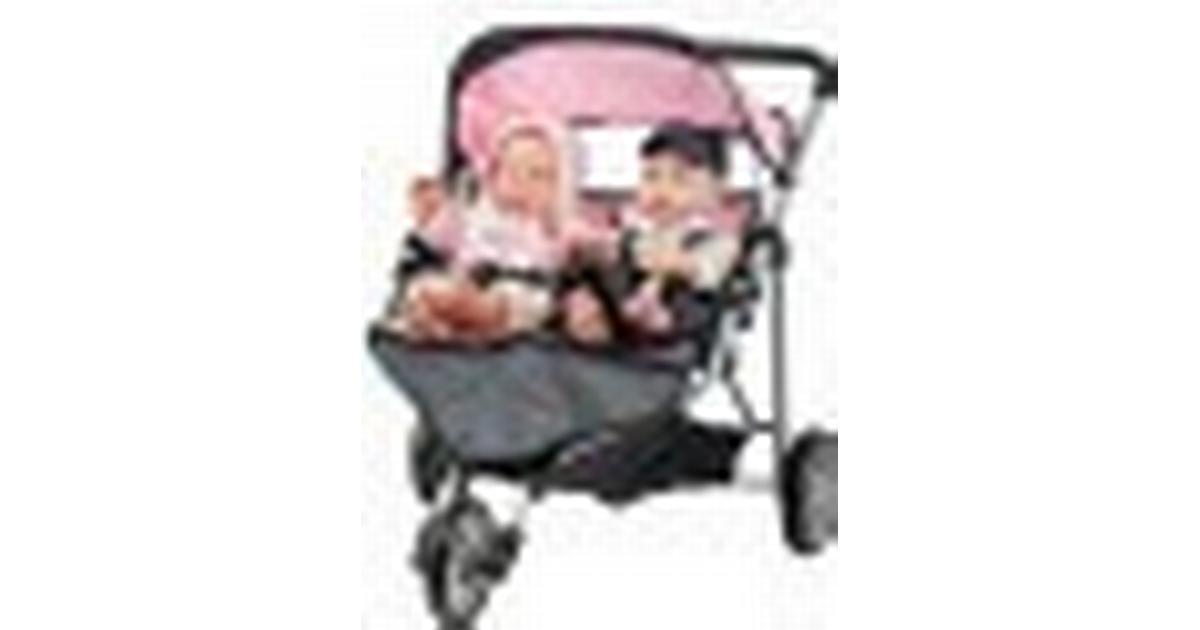 Almindelig MaMaMeMo Dukke Tvillingeklapvogn - Sammenlign priser hos PriceRunner EI55