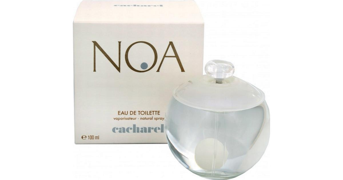 Cacharel Noa Edt 100ml Compare Prices Pricerunner Uk