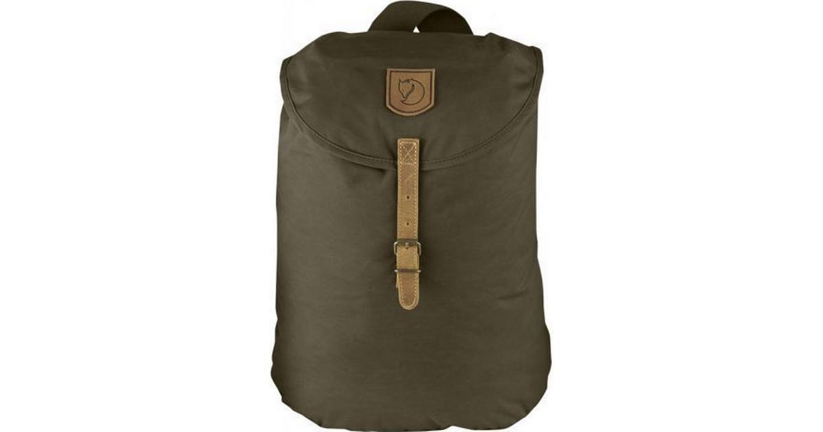 Fjällräven Greenland Backpack Small - Dark Olive (F23137-633) - Hitta bästa  pris af4acf7cfce61