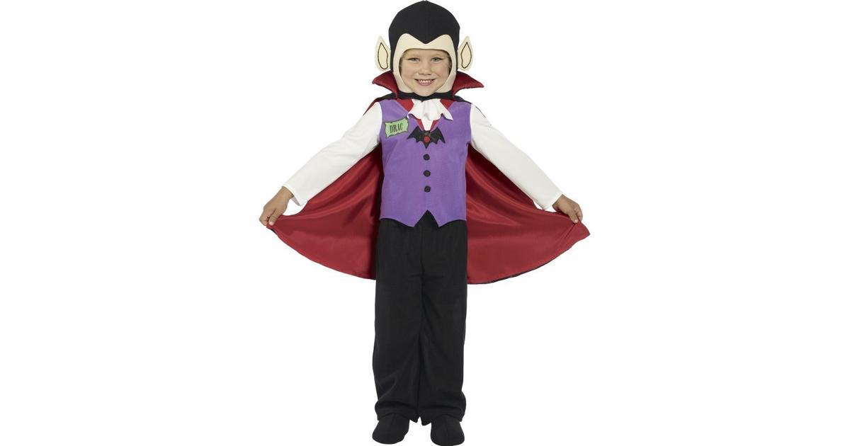 Smiffys Vampyrkostym Barn - Hitta bästa pris 13fd9dd2bf1ff