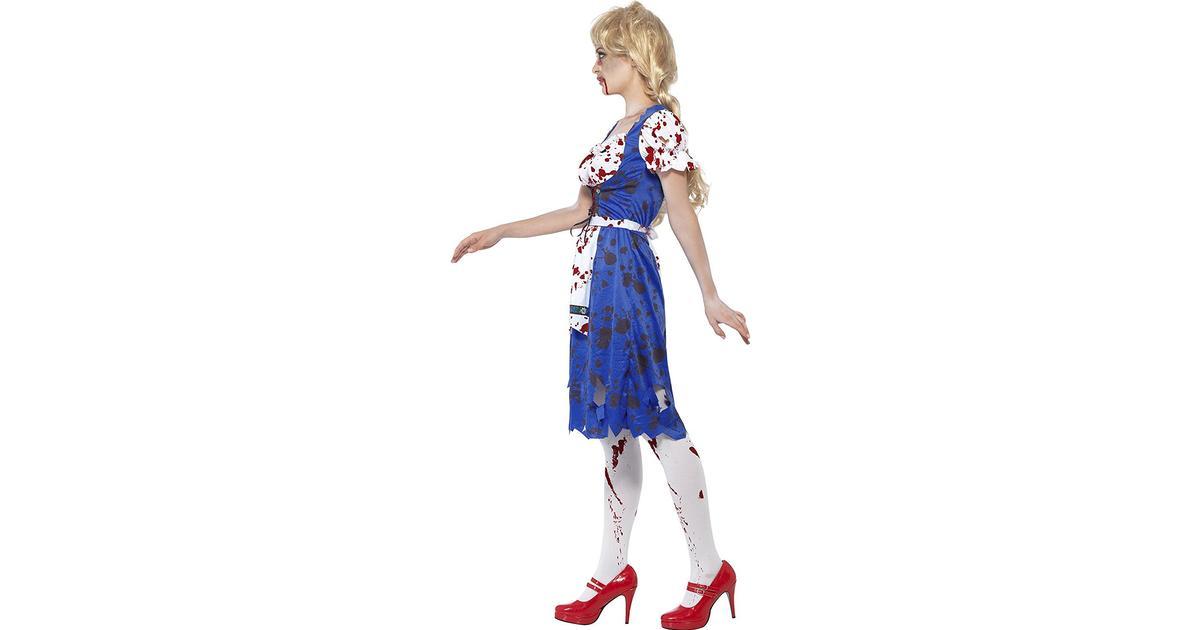 dc5b73a08f Smiffys Zombie Bavarian Female Costume - Hitta bästa pris, recensioner och  produktinfo - PriceRunner