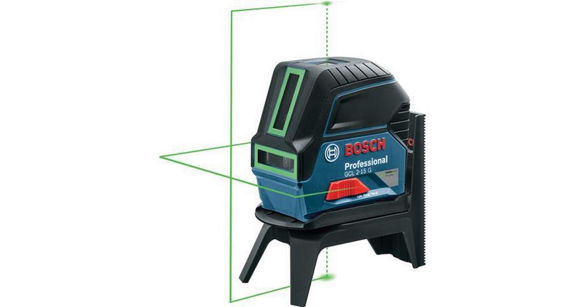 bosch gcl 2 15 g professional sammenlign priser hos pricerunner. Black Bedroom Furniture Sets. Home Design Ideas