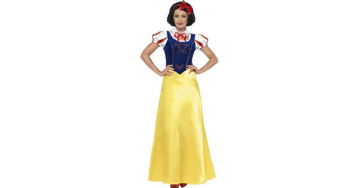 0b0a8fa5a050 Smiffys Princess Snow Costume - Hitta bästa pris, recensioner och  produktinfo - PriceRunner