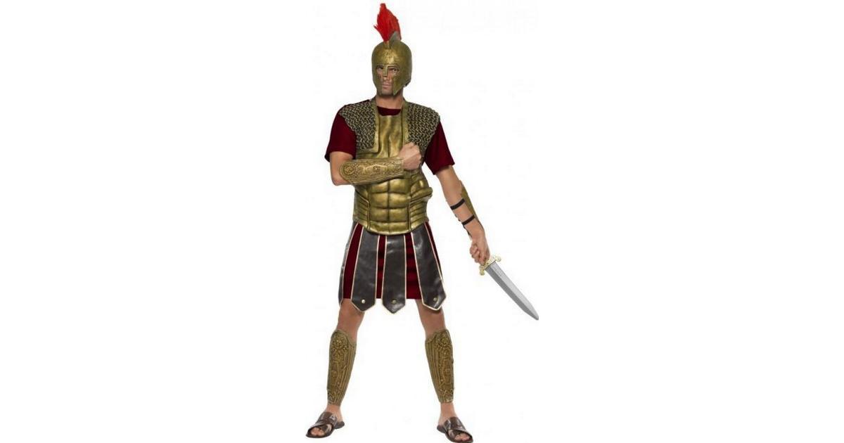 Smiffys Gladiator Perseus Maskeraddräkt - Hitta bästa pris ... b0cb3c1a69e02