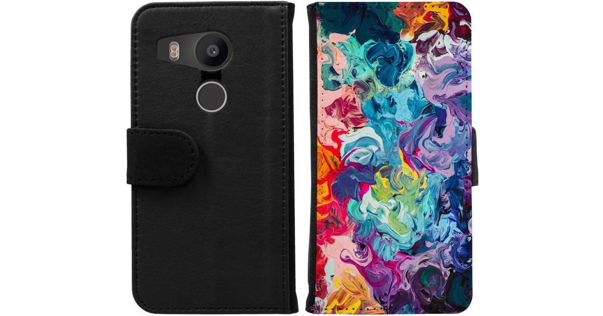 iSecrets Wallet Case Wild Colors (Nexus 5X) - Hitta bästa pris ... 94504f7b02b36