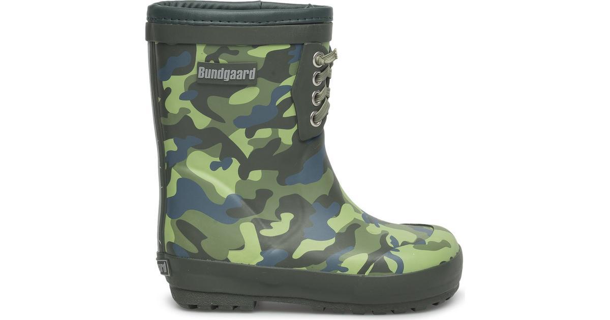 61f09b46636 Bundgaard Classic Rubber Boots - Camo - Sammenlign priser hos PriceRunner