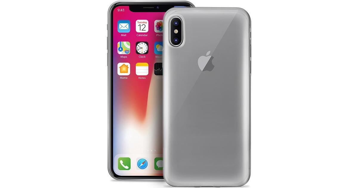Puro Plasma Cover (iPhone X) - Hitta bästa pris 9a6ff84f6f0ba