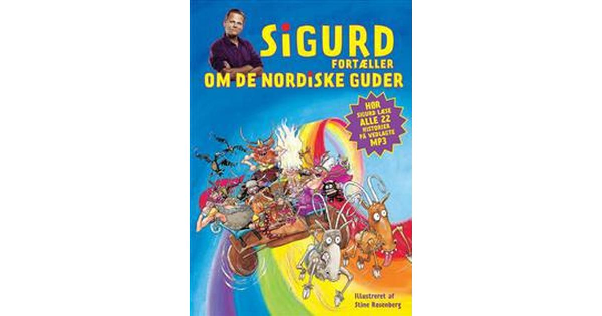 sigurd barrett nordisk mytologi