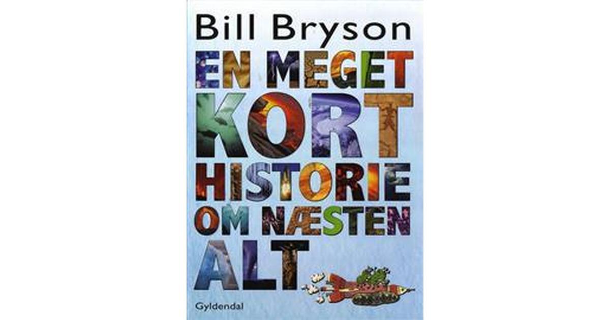 en kort historie om næsten alt bill bryson