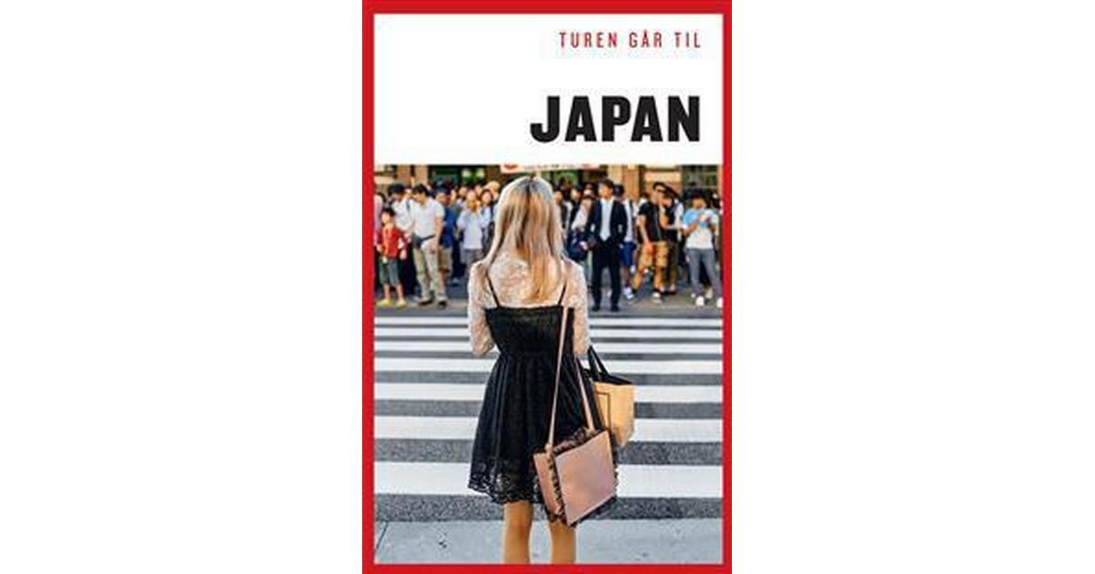 rejsen går til japan