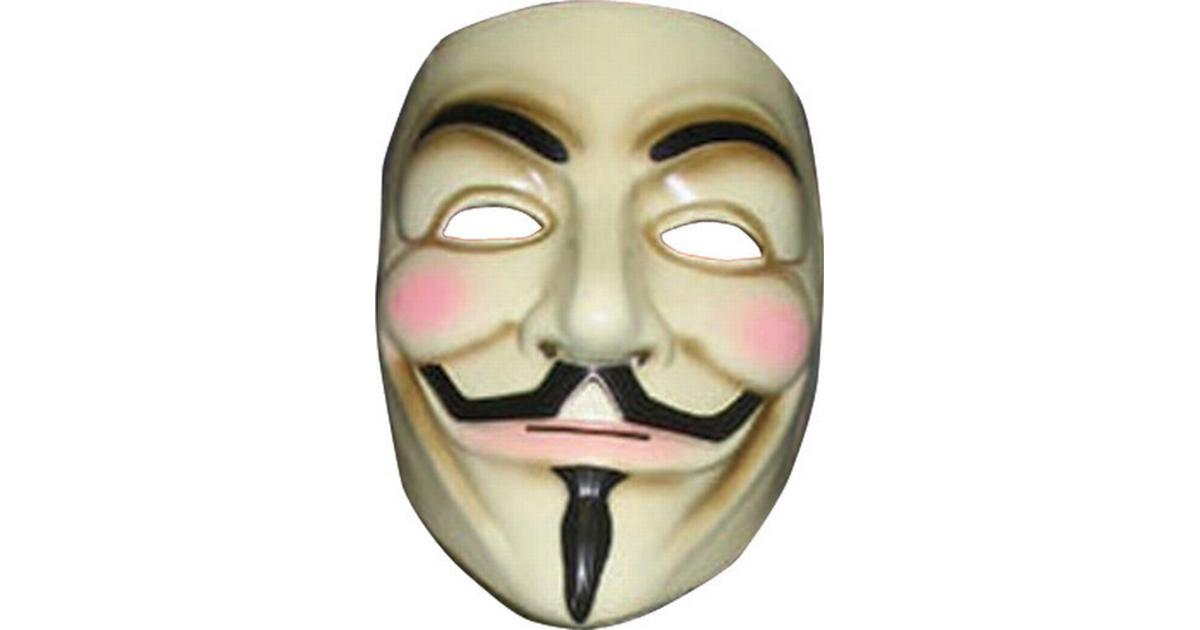 Rubies Maskerad Mask V for Vendetta - Hitta bästa pris a6c6758da4b63