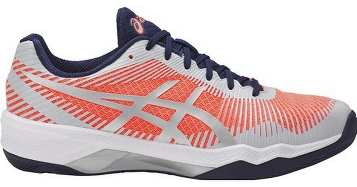 c53d8d8d Asics Volley Elite ff Mt Flash Coral/Glacier Grey/Indigo Blue - Hitta bästa  pris, recensioner och produktinfo - PriceRunner