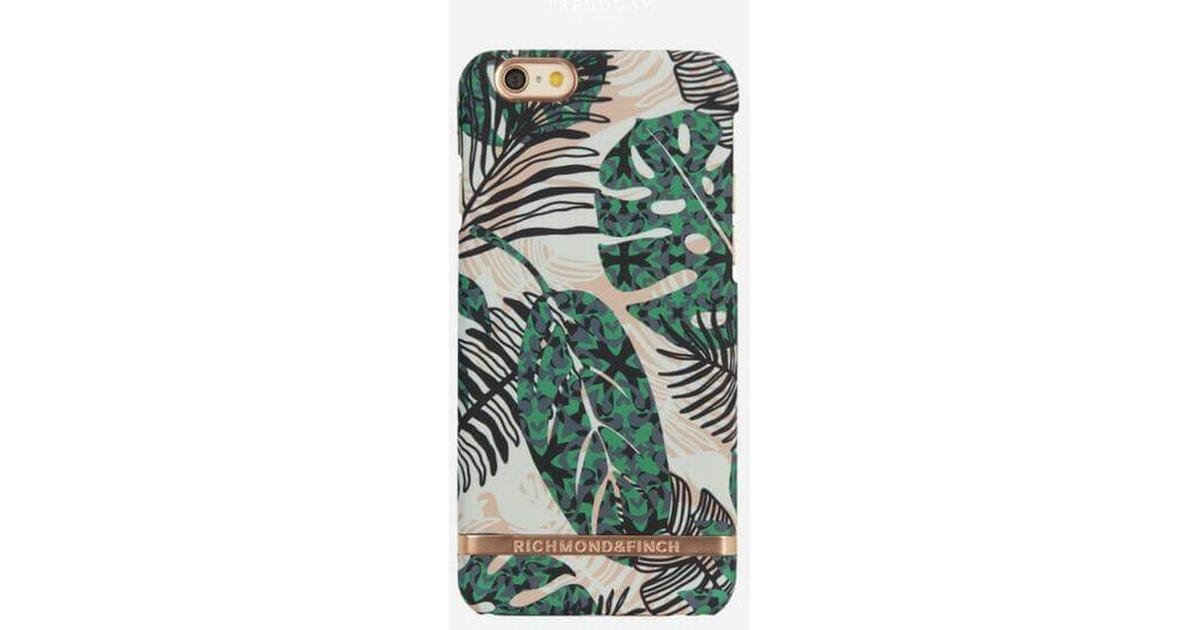 Richmond   Finch Tropical Leaves Case (iPhone 6 Plus 6S Plus 7 Plus 8 Plus)  - Hitta bästa pris e355bdb695ca8