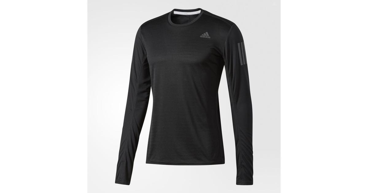 16660352 Adidas Response Tee Men - Black - Sammenlign priser hos PriceRunner