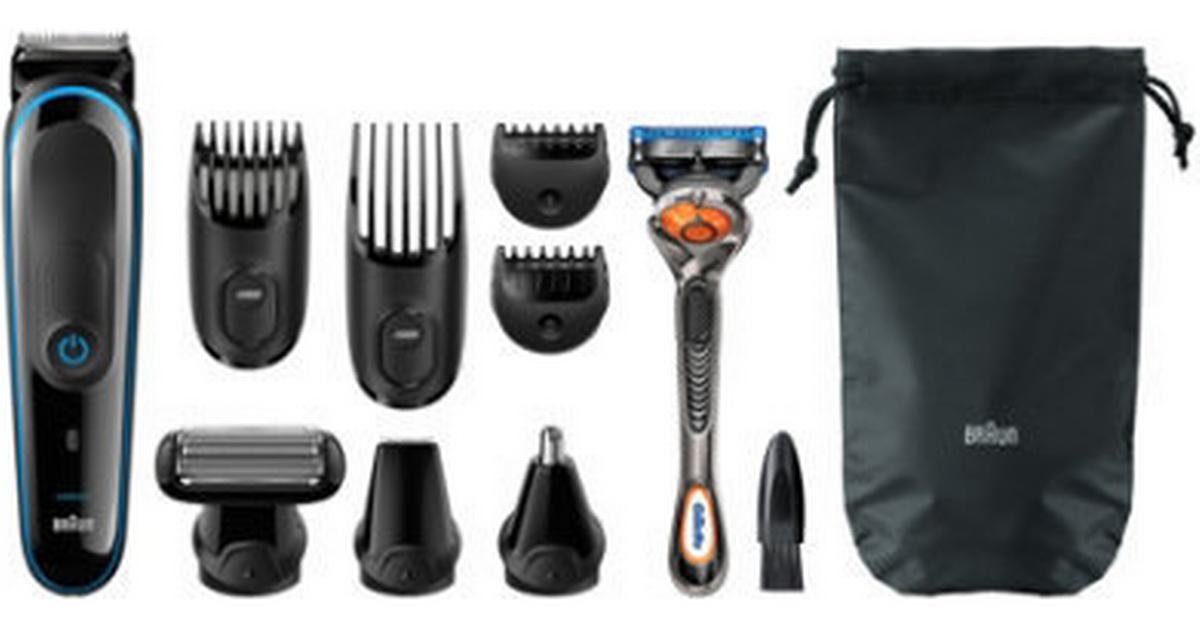 Braun Multi Grooming Kit MGK3080 - Hitta bästa pris b126b92694cdb