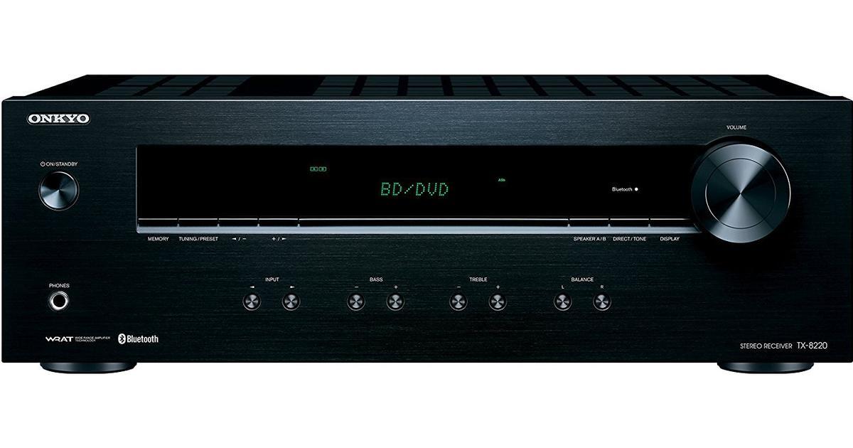 Onkyo TX-8220 - Hitta bästa pris 435ecfd7b439f