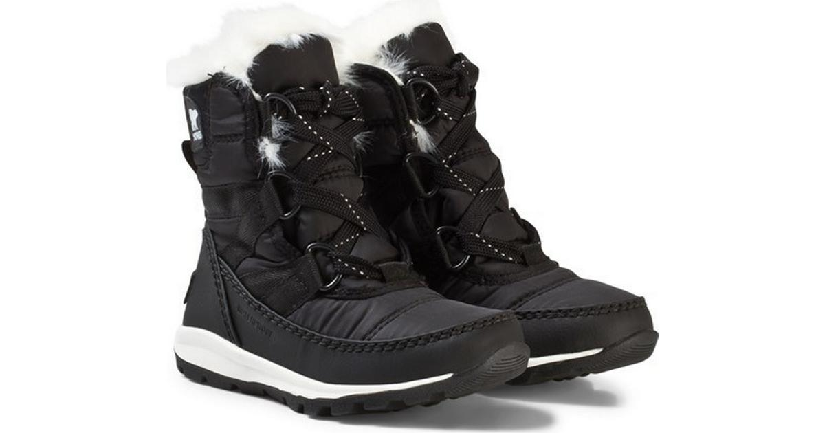 72ada6466232 Sorel Youth Whitney Black Sea Salt (1767401) - Sammenlign priser hos  PriceRunner