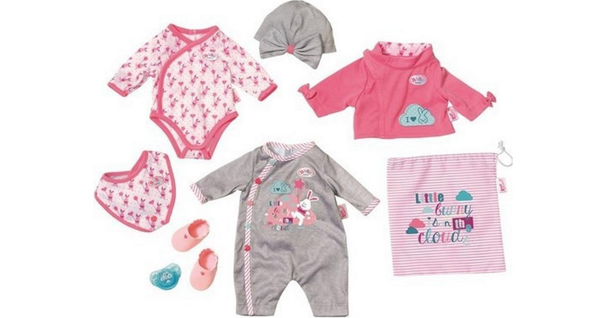 73ef9f7c7b6 Zapf Baby Born Deluxe Pleje og Tøj dukketøj - Sammenlign priser hos  PriceRunner