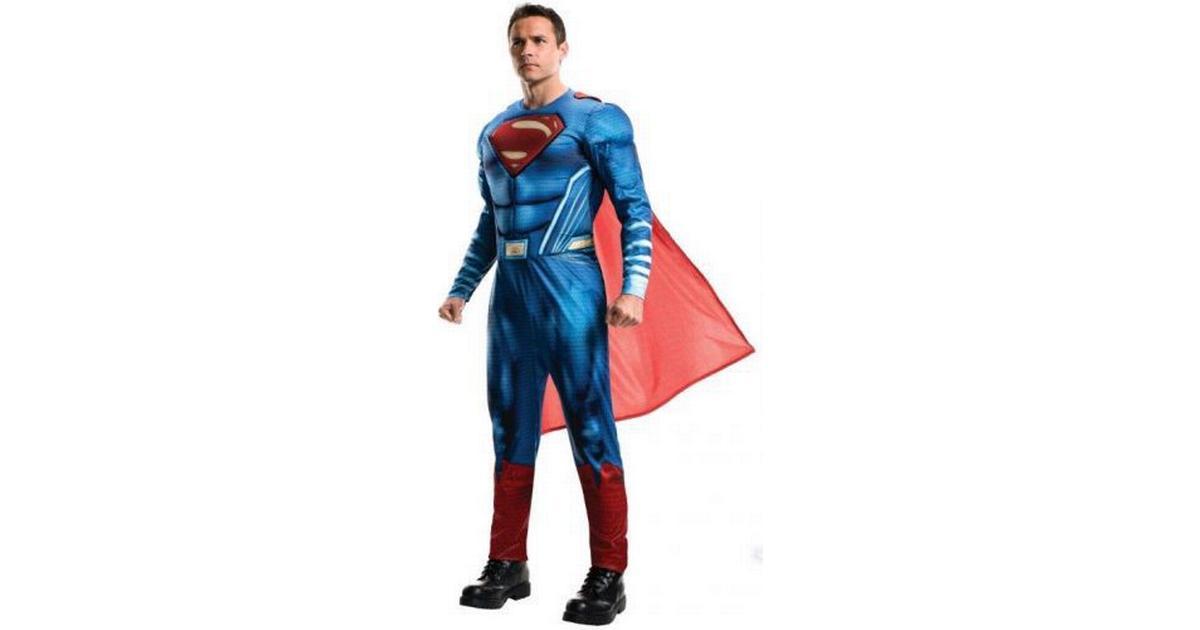 Rubies Superman Vuxen - Hitta bästa pris 83d4e20604f0c