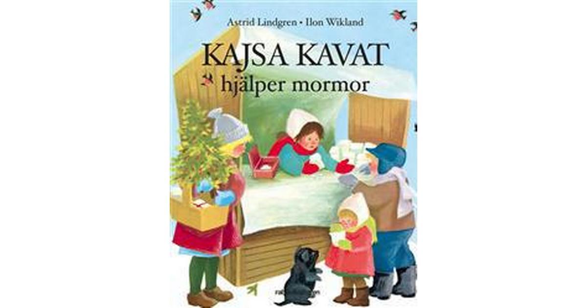 859f543e7fa Kajsa Kavat hjälper mormor (Kartonnage, 2010) - Hitta bästa pris,  recensioner och produktinfo - PriceRunner