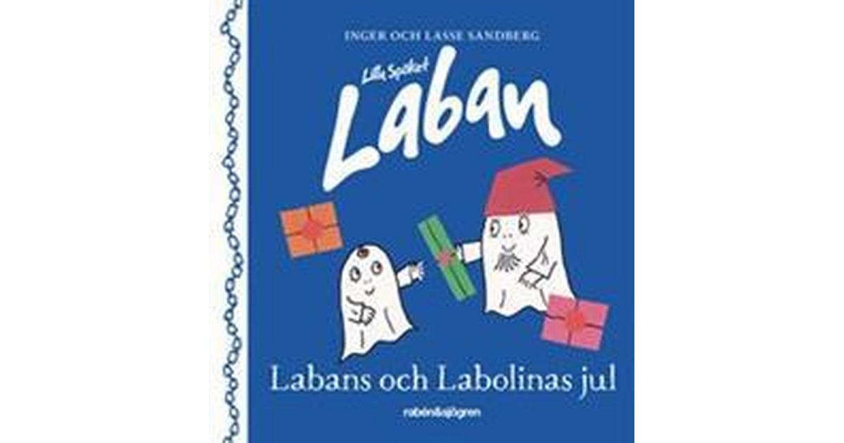 Lilla spöket Laban. Labans och Labolinas jul (Inbunden 1ca584e809c20