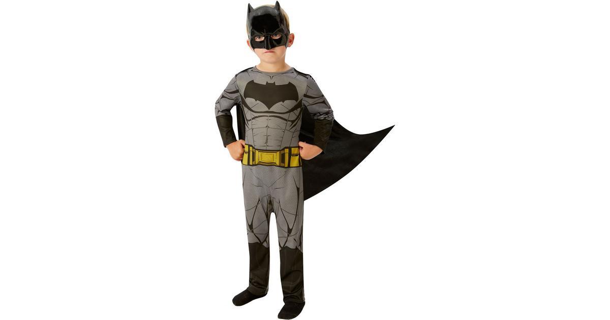 Rubies Batman Maskeraddräkt Barn - Hitta bästa pris e112436644a76