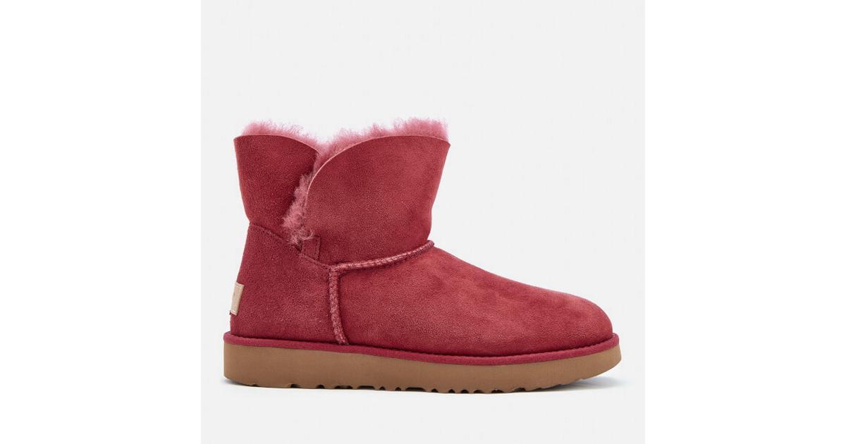 ugg boots Classic Mini röd