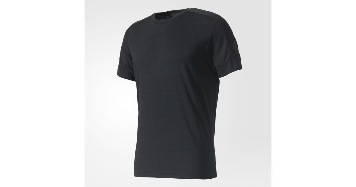 f65c72c6aa2 Adidas ID Stadium Tee Men - Black - Hitta bästa pris, recensioner och  produktinfo - PriceRunner