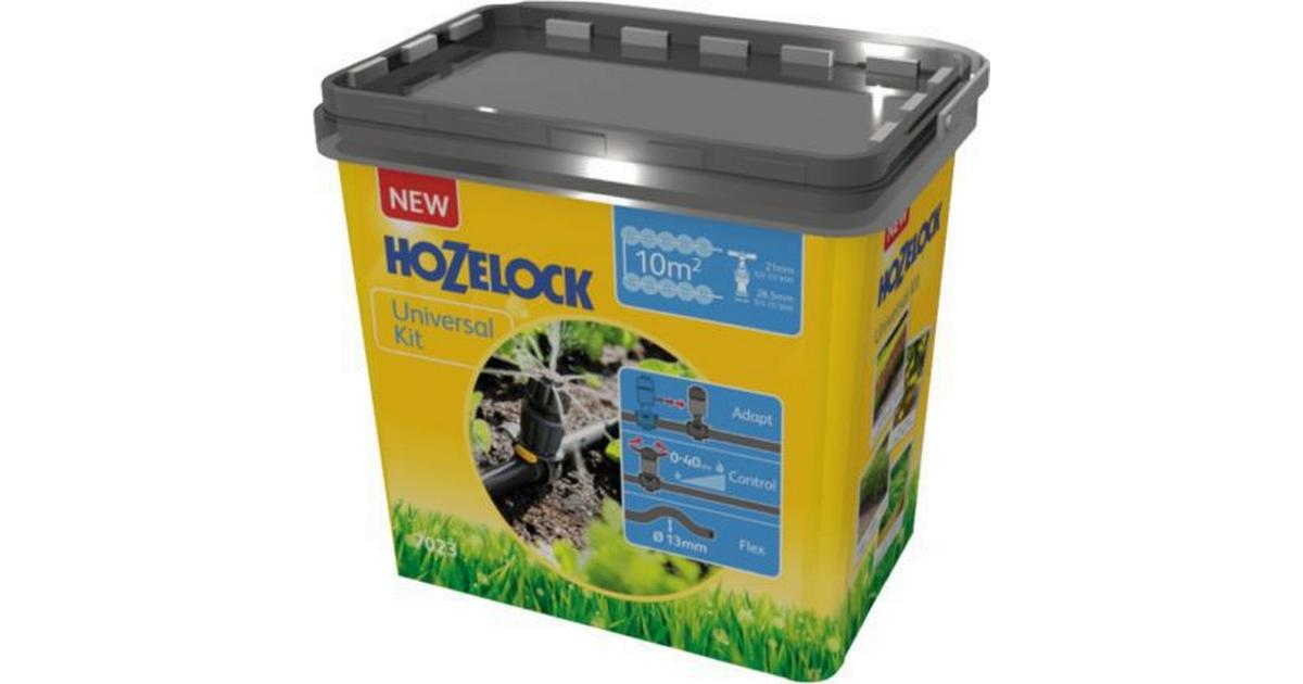 Hozelock Easy Drip Universal Kit 13mm - Hitta bästa pris ... b2b3a500fea32