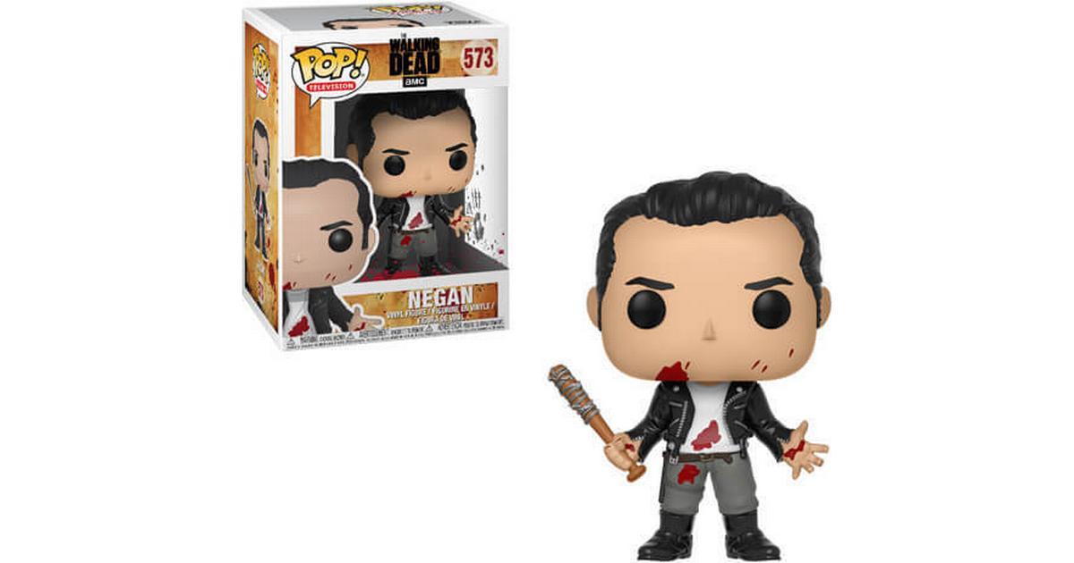 Funko Pop! Television The Walking Dead Negan - Hitta bästa pris ... 1eefe18b5217c