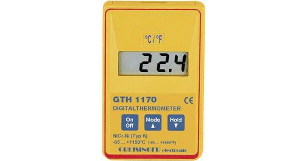 Greisinger GTH 1170 - Hitta bästa pris dc6cad17cf12e